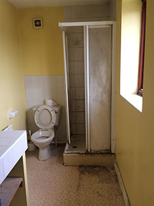 En-Suite Before