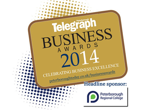 sponsorship of 2014 business awards