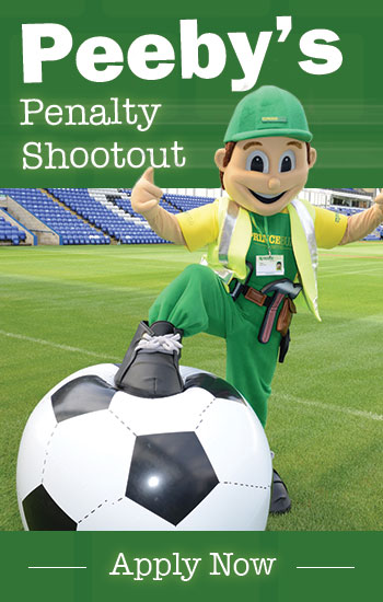 Peeby's Penalty Shootout