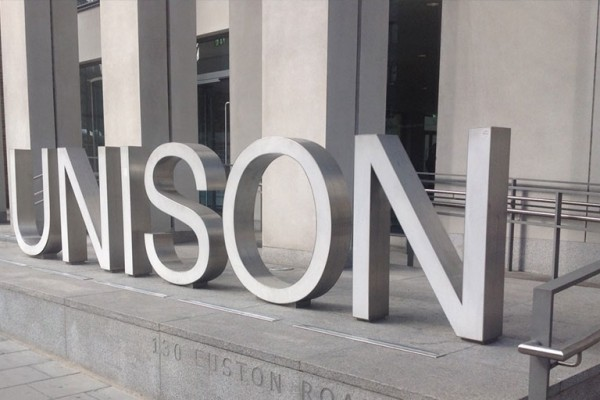 unison signage