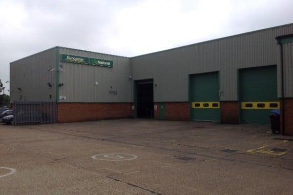 Barratt Industrial Park