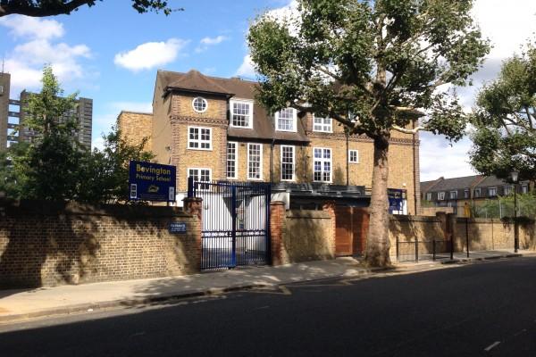 Bevington Primary school window replacement
