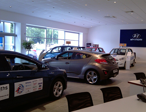 New Hyundai Retail Outlet for Smiths Motors
