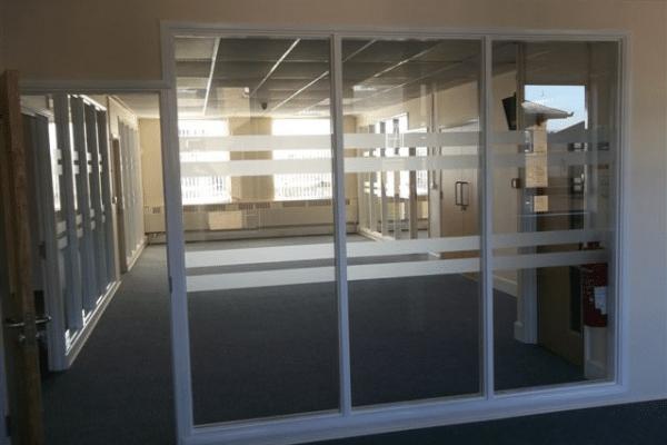 UNITE union office refurbishment
