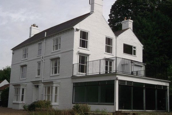 Rothwell house exterior