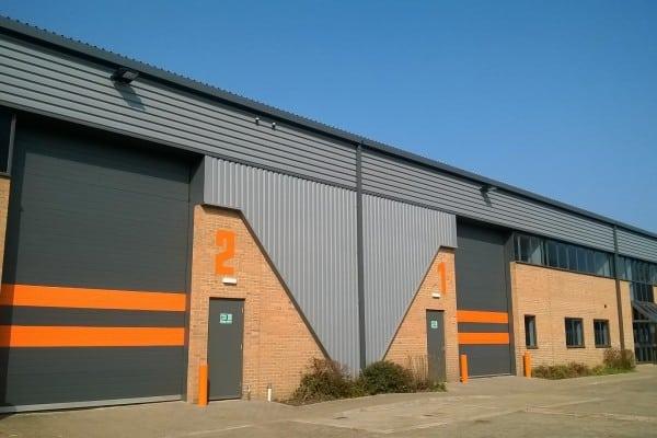 Venture Park refurbishment