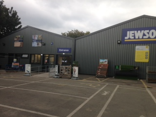 Jewson Hereford