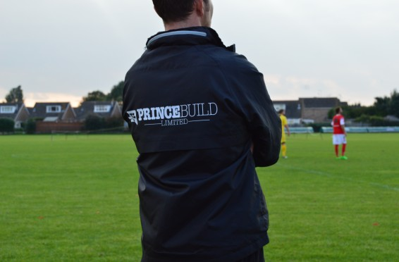 Raunds Town Sponsorship