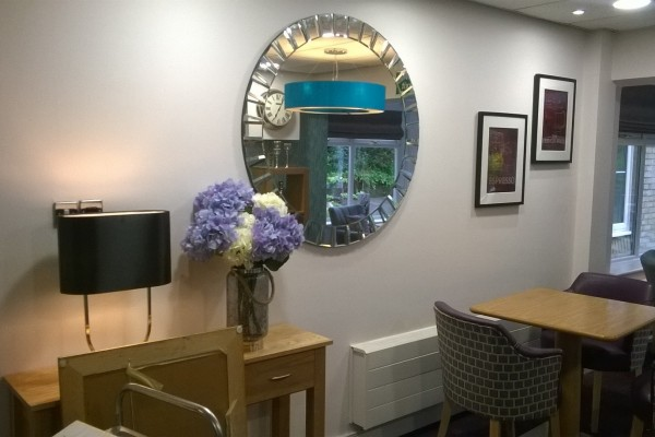 West Oak Care Home Refurbishment for Barchester