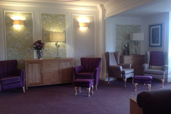 Reigate Beaumont Care Home Refurbishment