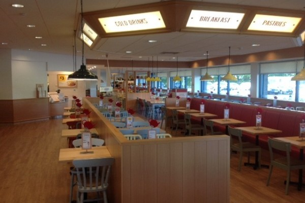 Fresh Look at Morrisons Cafe