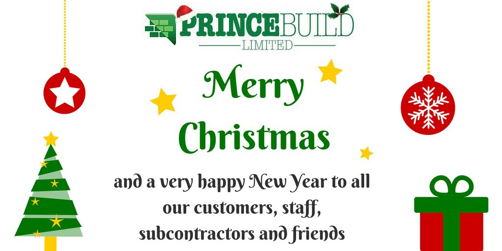Princebuild Merry Christmas