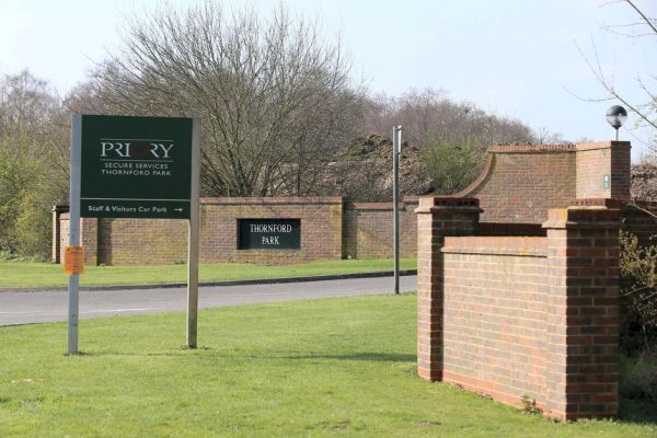 Priory Thornford park
