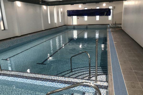 Caasio Metro Centre pool