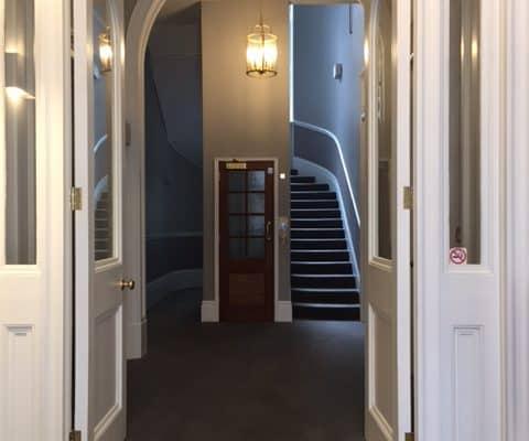 Charles street London interior