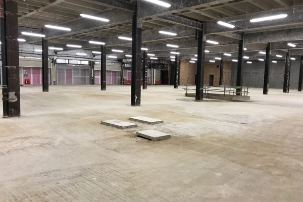 BHS strip out