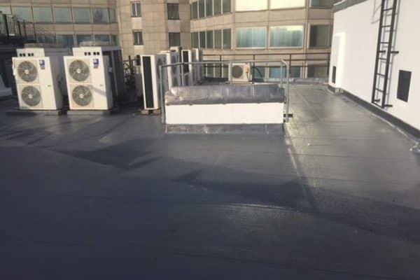 Aldwych roof repairs