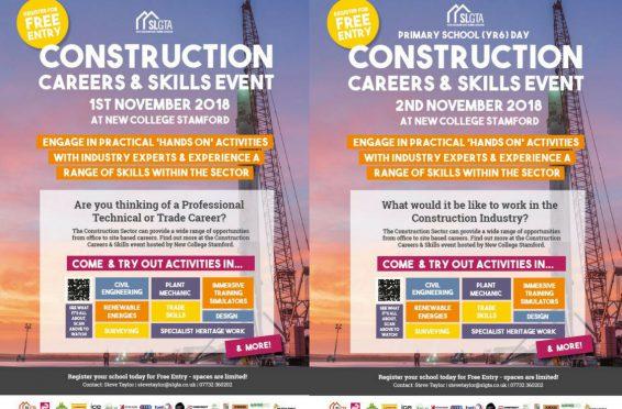 SLGTA Construction event