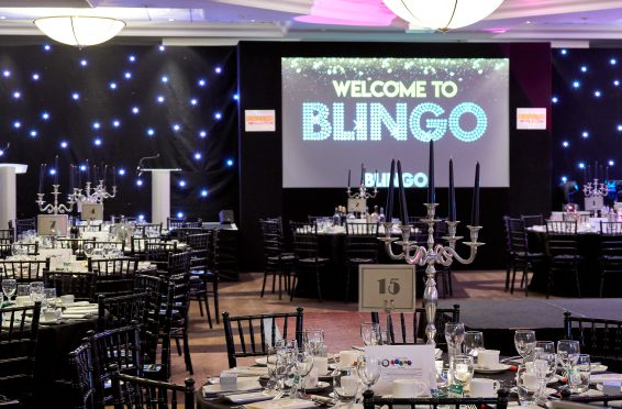 Blingo room layout