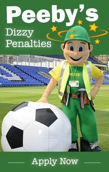 Peeby's Dizzy Penalties
