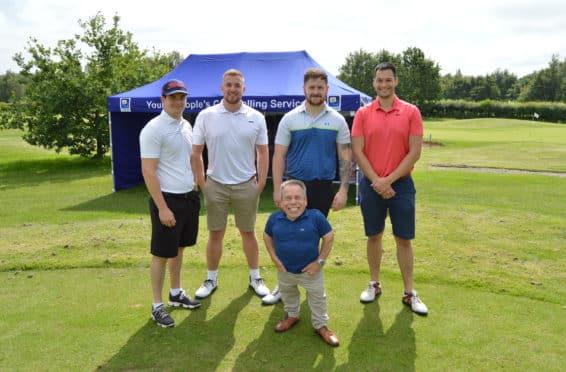 YPCS golf day